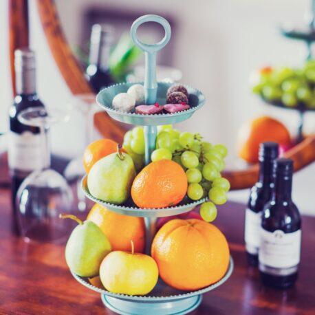 frukt&choklad
